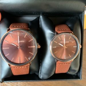 His/Hers Steve Madden Watches